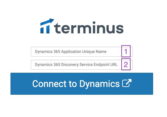 Integrating Microsoft Dynamics 365 and Terminus Account Hub